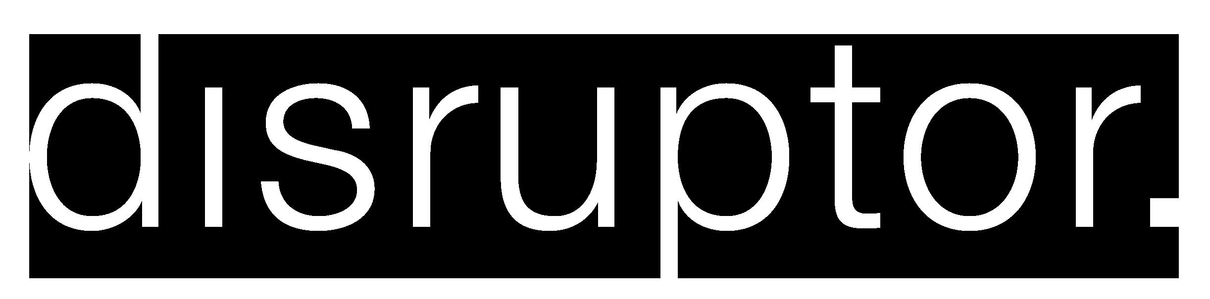 Disruptor logo