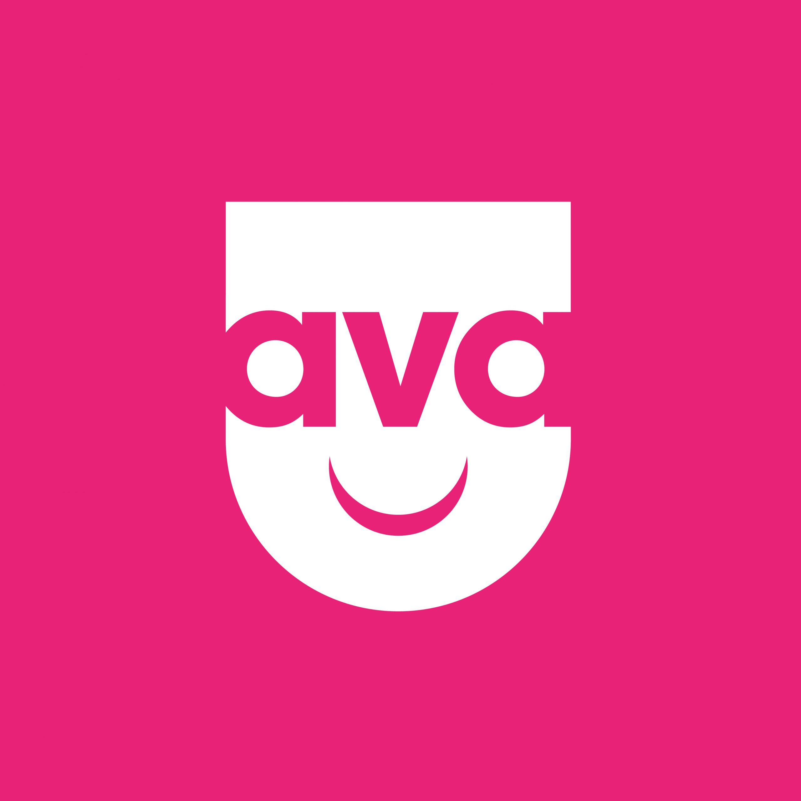 """Naming and branding for an AI product line. AVA stands for """"Automated Virtual Assistant""""."""